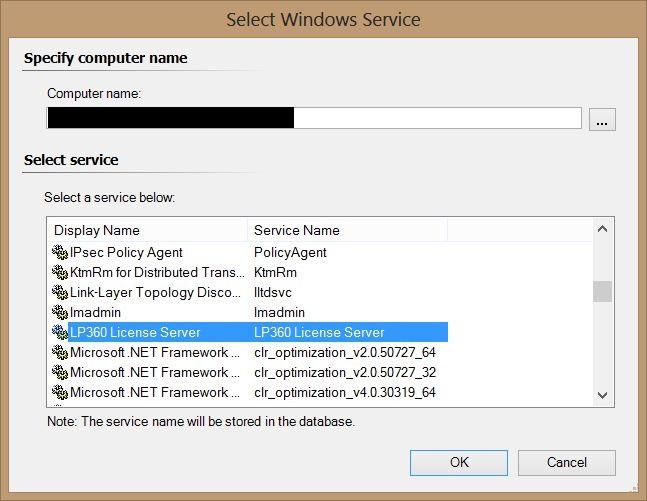 SCOM 2012 R2 – Monitor a Windows Service | Liam Matthews IT