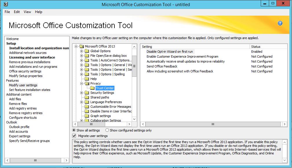 SCCM 2012 R2 – Deploying Microsoft Office 2013 Professional